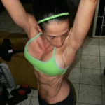 Ana Usategui workout
