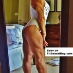 fitbabes cellphone pic