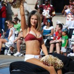 Washington Redskins Cheerleaders pic