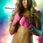 Ronda Rousey abs