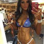Janet Layug Selfie