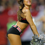 Atlanta Falcons Cheerleader pic