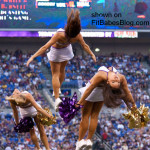 Baltimore Ravens Cheerleader Pic