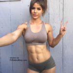Kayli Ann Phillips abs
