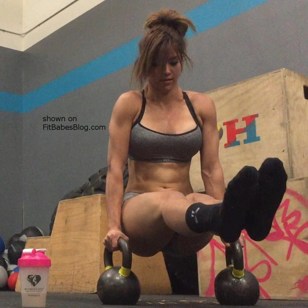 Kayli Ann Phillips arm strength