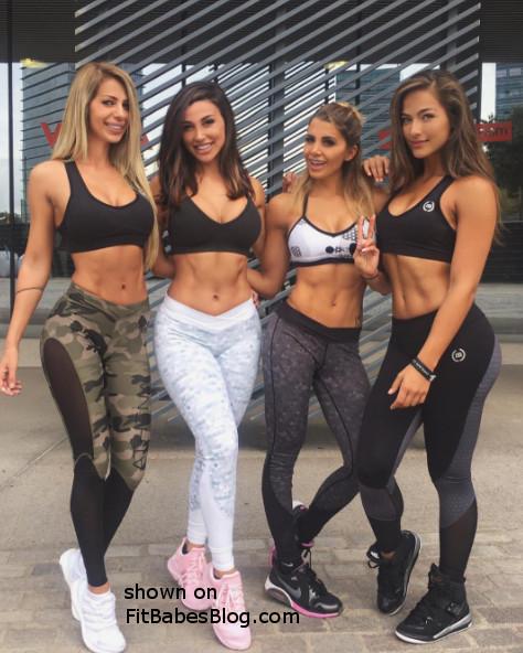 Ana Cheri fitness