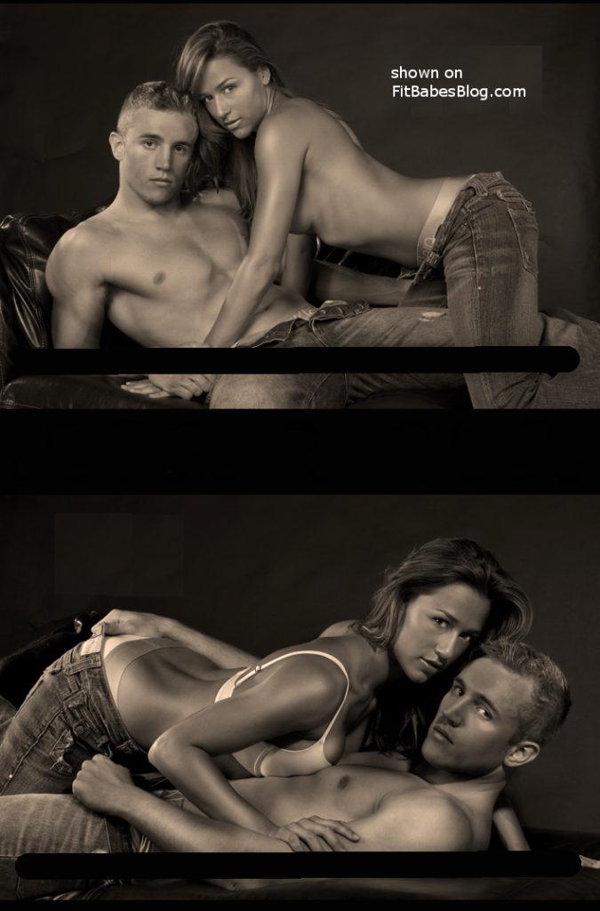 Ana Cheri topless