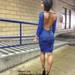 Bella Falconi tight dress