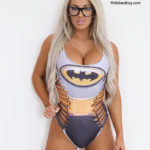 Laci Kay Somers batgirl