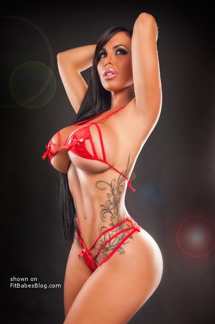 Marina Brass Red bikini