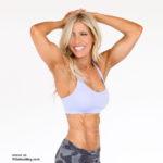 Heidi Powell abs
