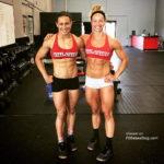 Amanda Barnhart quads
